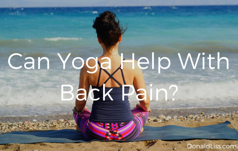 How Yoga Can Help With Back Pain