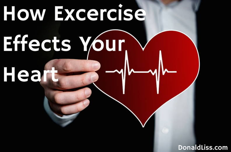 How Exercise Affects Your Heart
